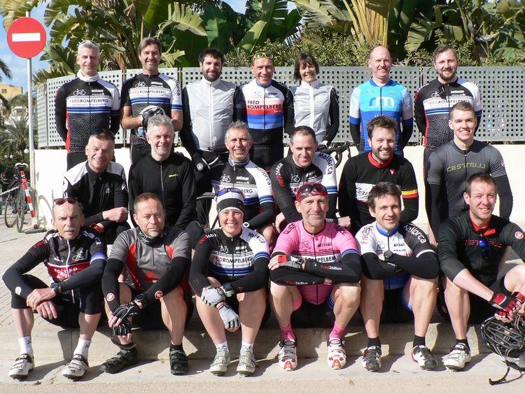 Picture 6: Fred Rompelberg 268 km: Come to Mallorca and take advantage of our new Fuji bikes!