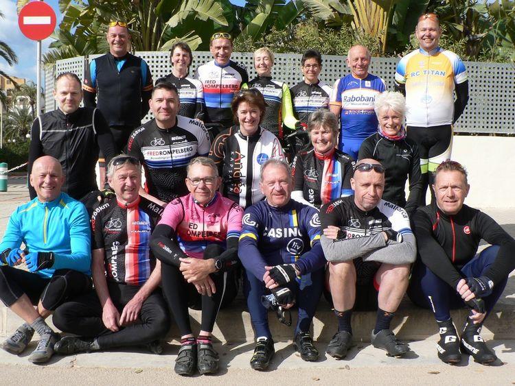 Picture 7: Fred Rompelberg 268 km: Come to Mallorca and take advantage of our new Fuji bikes!