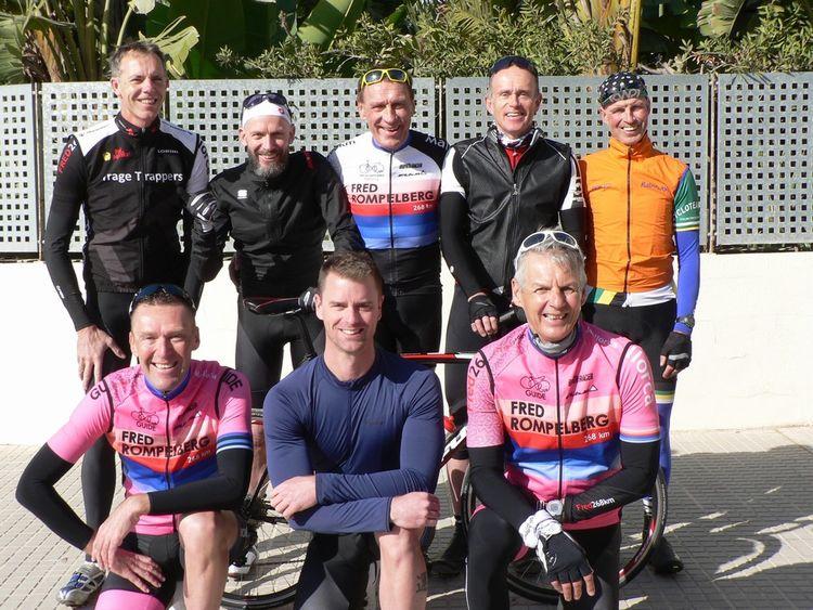 Picture 8: Fred Rompelberg 268 km: Come to Mallorca and take advantage of our new Fuji bikes!