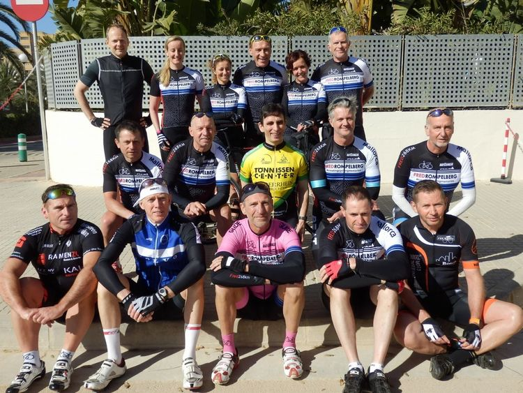 Picture 16: Fred Rompelberg 268 km: Mallorca the true cycling paradise! TREMENDOUSLY.