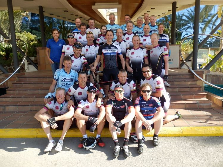 Picture 10: Fred Rompelberg 268 km: Enjoy now again your cycling-holiday also from June untill December 2019 with us on Mallorca with Fred 268 km!