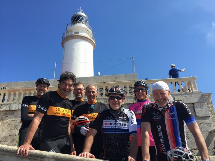 Picture 11: Fred Rompelberg 268 km: Enjoy now again your cycling-holiday also from June untill December 2019 with us on Mallorca with Fred 268 km!