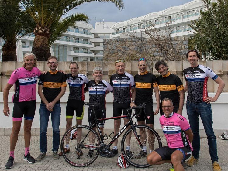 Picture 12: Fred Rompelberg 268 km: Enjoy now again your cycling-holiday also from June untill December 2019 with us on Mallorca with Fred 268 km!