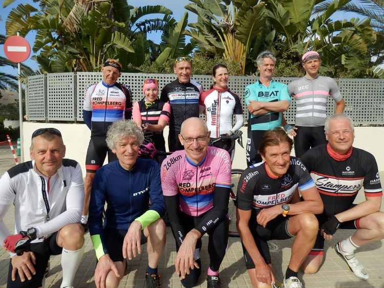 Picture 19: Fred Rompelberg 268 km: Enjoy now again your cycling-holiday also from June untill December 2019 with us on Mallorca with Fred 268 km!