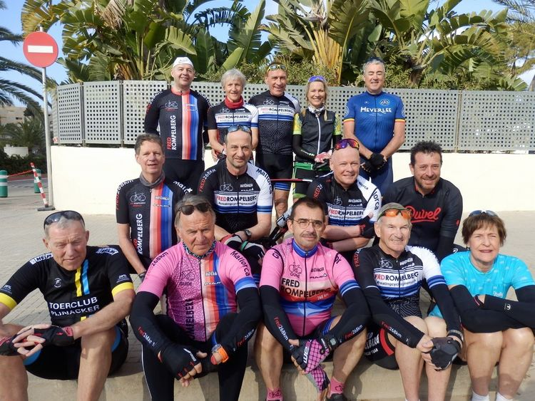 Picture 20: Fred Rompelberg 268 km: Enjoy now again your cycling-holiday also from June untill December 2019 with us on Mallorca with Fred 268 km!
