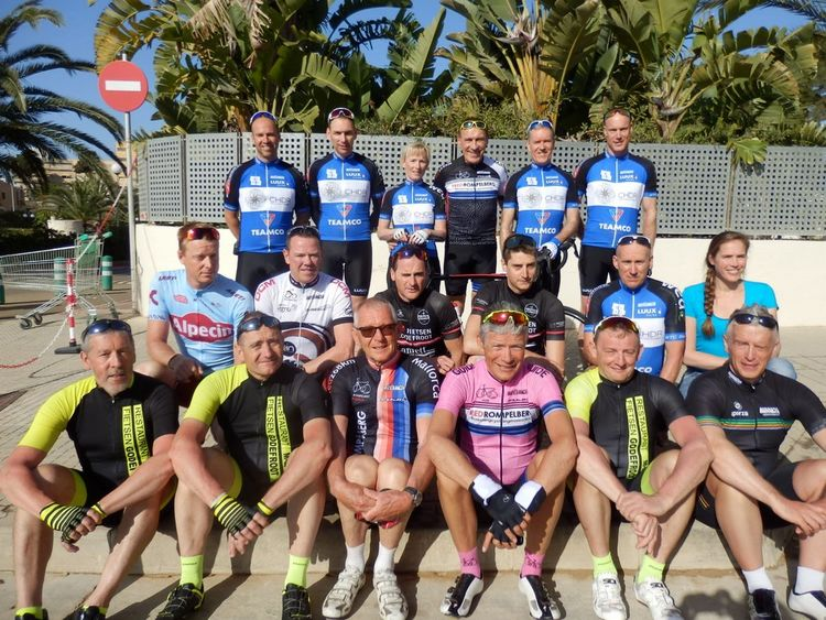 Picture 14: Fred Rompelberg 268 km. Mallorca the cycling paradise: For 2019, the bookings will continue to run smoothly. Unbelievable but true!