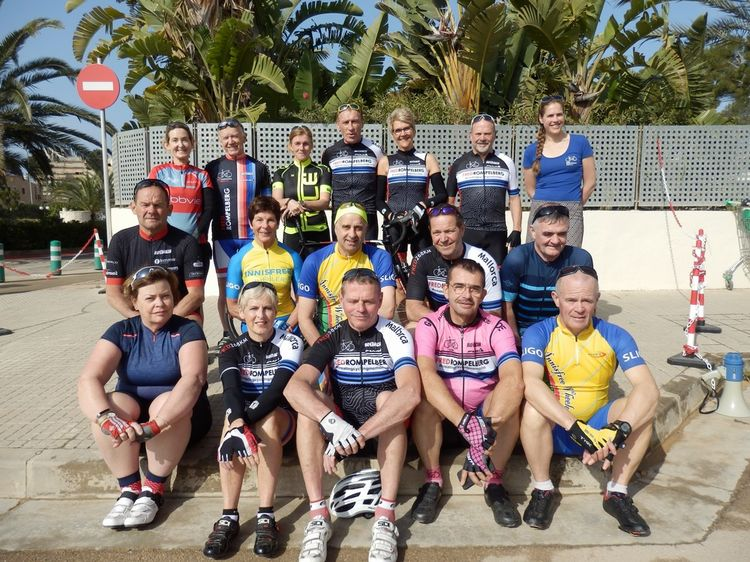 Picture 17: Fred Rompelberg 268 km: Especially for the amazing bookings for 2019, a 10th trip to Mallorca completely costless!