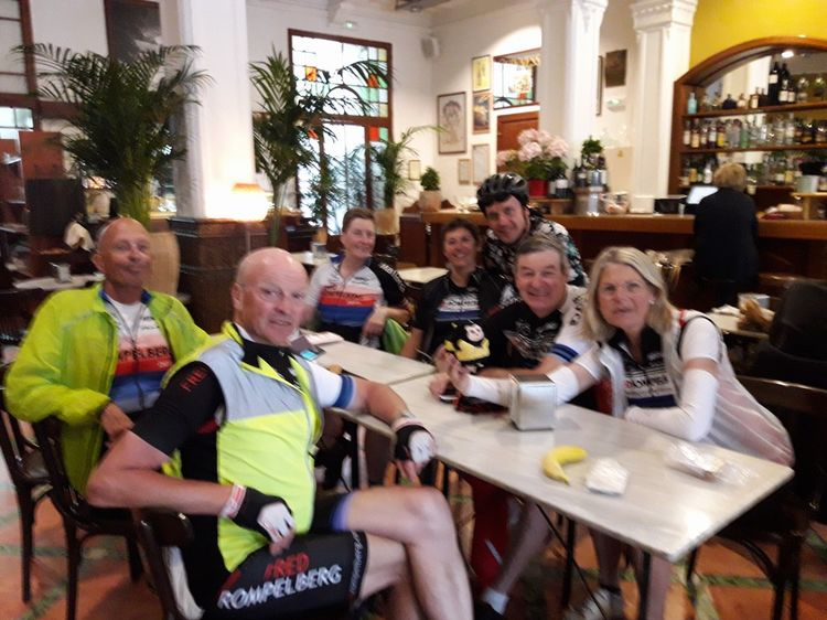 Picture 31: Fred Rompelberg 268 km: Especially for the amazing bookings for 2019, a 10th trip to Mallorca completely costless!