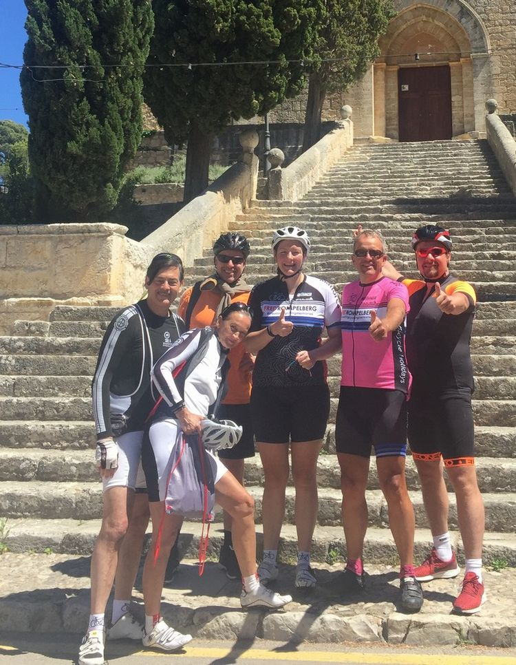 Picture 8: Fred Rompelberg 268 km: Especially for the amazing bookings for 2019, a 10th trip to Mallorca completely costless!