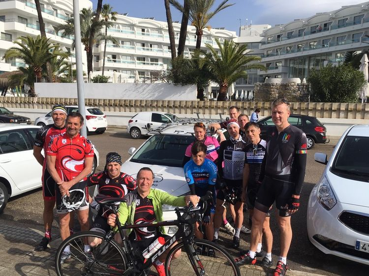 Picture 9: Fred Rompelberg 268 km: Especially for the amazing bookings for 2019, a 10th trip to Mallorca completely costless!