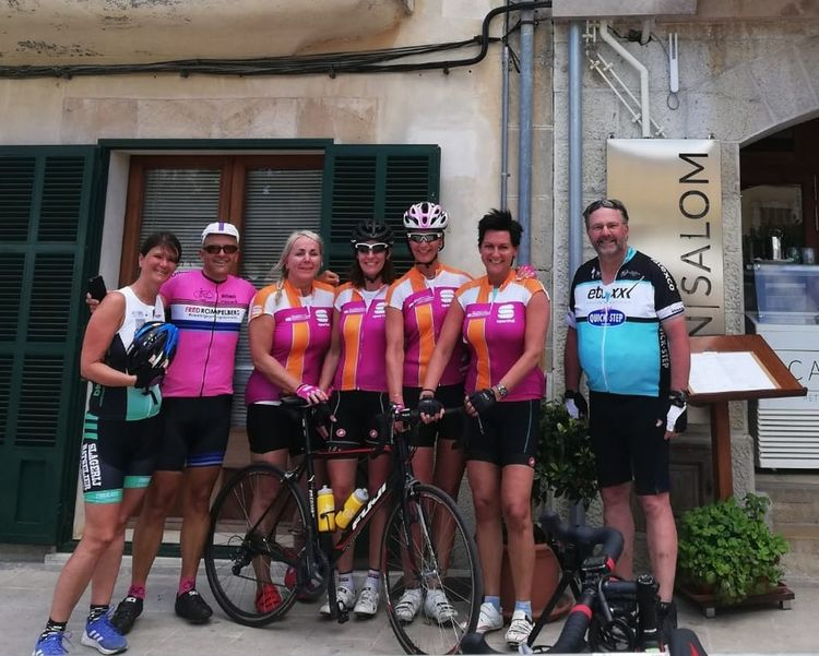 Picture 10: Fred Rompelberg 268 km: Especially for the amazing bookings for 2019, a 11th trip to Mallorca completely costless!
