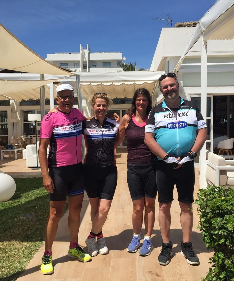 Picture 13: Fred Rompelberg 268 km: Especially for the amazing bookings for 2019, a 11th trip to Mallorca completely costless!