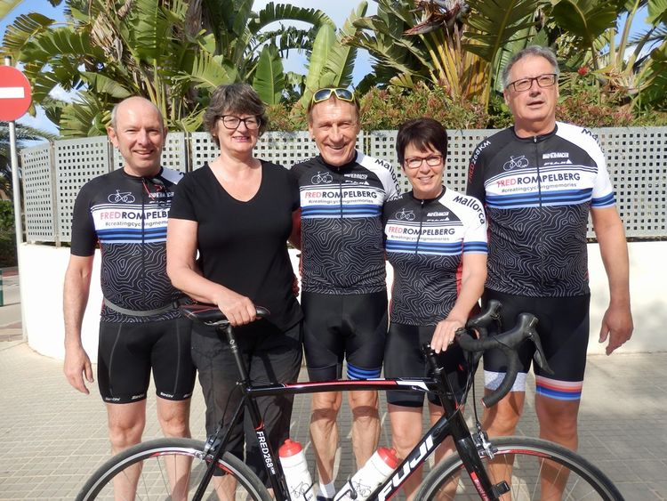 Picture 6: Fred Rompelberg 268 km: Especially for the amazing bookings for 2019, a 12th trip to Mallorca completely costless!