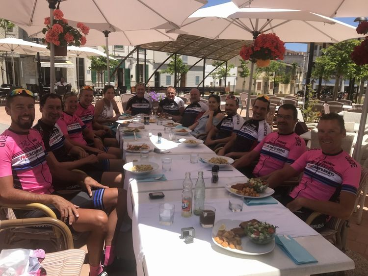 Picture 19: Fred Rompelberg 268 km: We are on Mallorca all year round!