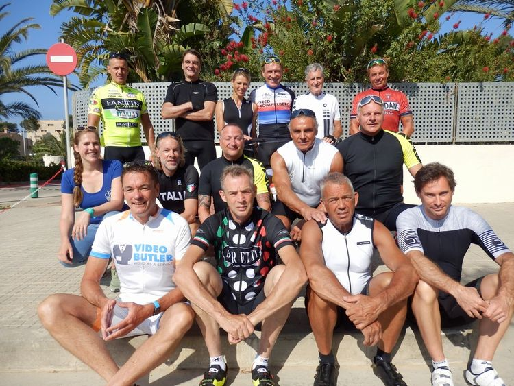 Picture 14: Fred Rompelberg 268 km: Especially for the amazing bookings for 2019, a 13th trip to Mallorca completely costless!