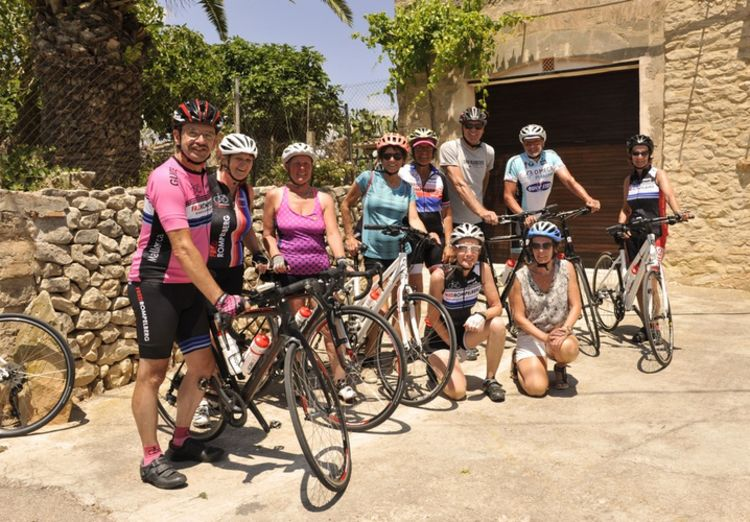Picture 8: Fred Rompelberg 268 km: Especially for the amazing bookings for 2019, a 13th trip to Mallorca completely costless!